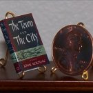 Dollhouse Miniature Book The Town and City John Kerouac