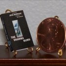 Dollhouse Miniature Book The Dharma Bums John Kerouac