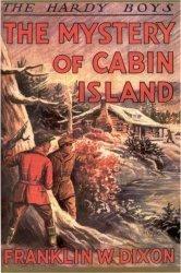 Dollhouse Miniature Mystery of Cabin Island Hardy Boys