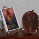 Dollhouse Miniature Book Morning Star H. Rider Haggard