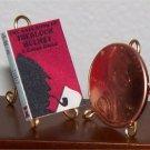 Dollhouse Miniature Case Book of Sherlock Holmes Doyle