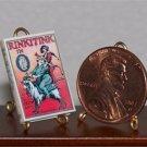Dollhouse Miniature Book Rinkitink in Oz L. Frank Baum
