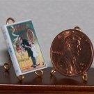 Dollhouse Miniature Book The Magic of Oz L. Frank Baum