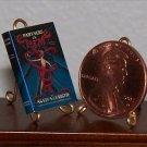Dollhouse Miniature Partners in Crime Agatha Christie