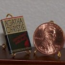 Dollhouse Miniature Appointment with Death A Christie