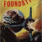 Dollhouse Miniature Book Second Foundation Isaac Asimov