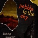 Dollhouse Miniature Book Pebbles in the Sky Asimov 1:12