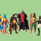 DC Comic Action Figures