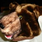 BROWN BEAR hat ball nfl ski scouts CUB Bears cubs PLUSH grizzlies montana halloween costume