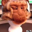 MONKEY HAT mascot mask US GUARANTEED BY HALLOWEEN COSTUME babboon ape ORDER BY 10/26/12