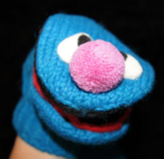 Pics Photos - Sesame Street Matching Mittens