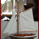 "SAILBOAT replica NAUTICAL boat ship Model 14"" wood NEW boat SAILBOAT centerpieces centerpiece  theme"