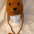 CHIHUAHUA animal Hat for HUMANS mens womens costume warm ski cap