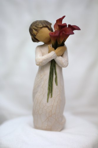 Bloom ANGEL Like our Friendship.. vibrant and ever constant FOR gift friend lover bridesmaid wedding