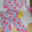 2 PC. TICKLE ME GIRLS SLEEPWEAR SET
