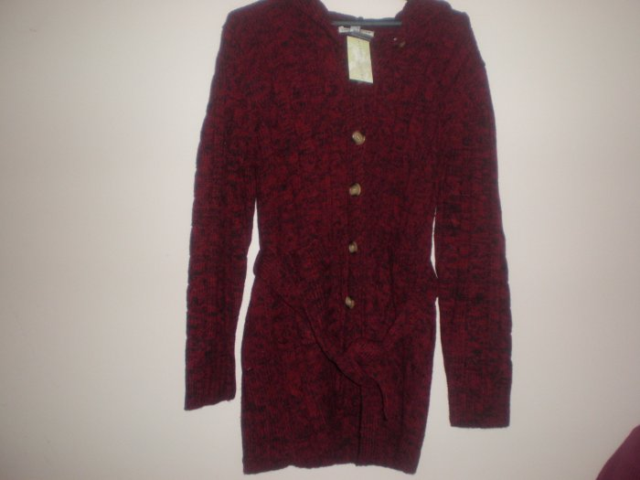 Carolyn Taylor Hooded Sweater Coat