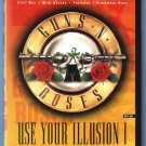 Guns N' Roses USE YOUR ILLUSION I: WORLD TOUR LIVE IN TOKYO --> Import DVD