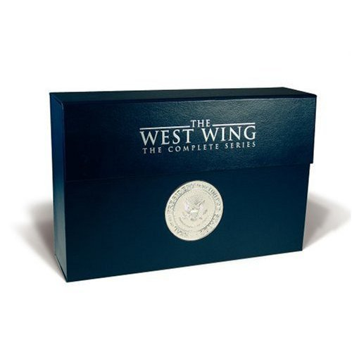 The West Wing Complete Series DVD Collection ALL Seven Seasons (45 Discs + Pilot Script) NEW