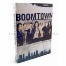 Boomtown Season One (1 First 1st) 5-Disc DVD (Donnie Wahlberg, Neal McDonough) NEW
