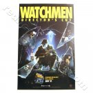 Watchmen (2009) Promo Movie Poster for Director&#39;s Cut DVD release 11&quot;x17&quot; NEW