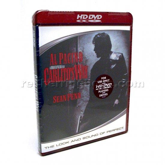 Carlito's Way HD DVD (Al Pacino, Penelope Ann Miller, Viggo Mortensen) NEW