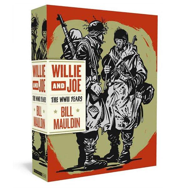 Willie & Joe: The WWII Years by Bill Mauldin NEW