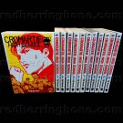 Cromartie High School, Vol. 1-12 Manga (set includes 12 volumes) Eiji Nonaka NEW