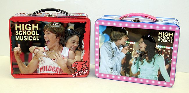High School Musical Lunch Box