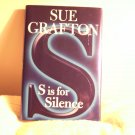S is for Silence by Sue Grafton - NEW