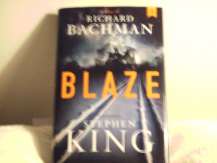 Blaze by Richard Bachman - NEW