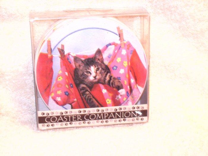 Cat Coasters NEW