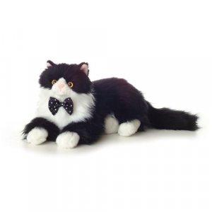 "Aurora 12"" Maynard Tuxedo Cat"