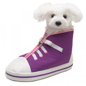 Aurora Purple Sneaker Shoodle