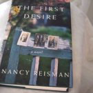 The First Desire - Nancy Reisman