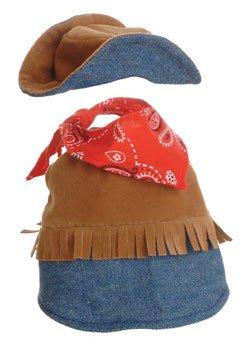 "Aurora 8"" Dress Up Denim Cowboy Outfit NEW"