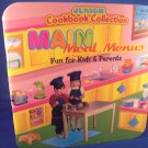 "Junior Cookbook Collection ""Main Meal Menus"""