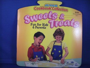 """Junior Cookbook Collection """"Sweets & Treats"""""""