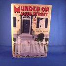 Murder on Main Street edited by Cynthia Manson
