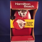 Hamilton Beach Tall Can Opener Red -NEW