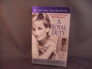 A Royal Duty - Paul Burrell