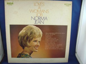 Norma Jean - Loves A Woman's Job