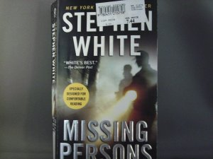 Missing Persons - Stephen White