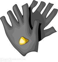 Men's Workout Gloves