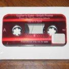 Tyghers Eyes Snipit Promo Cassette Tape