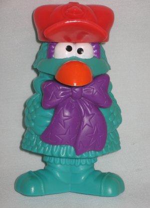 Jim Henson Muppet Workshop BIRD 1995 McDonalds Happy Meal Toy