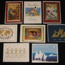 Salesian Missions CHRISTMAS CARDS Set of 8 with Envelopes