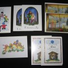 St Joseph's Indian School CHRISTMAS CARDS Set of 8 with Envelopes