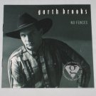 Garth Brooks No Fences Song LYRICS BOOKLET