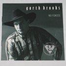 Garth Brooks No Fences Song LYRICS BOOKLET
