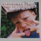 Barenaked Ladies Born On A Pirate Ship Song LYRICS BOOKLET